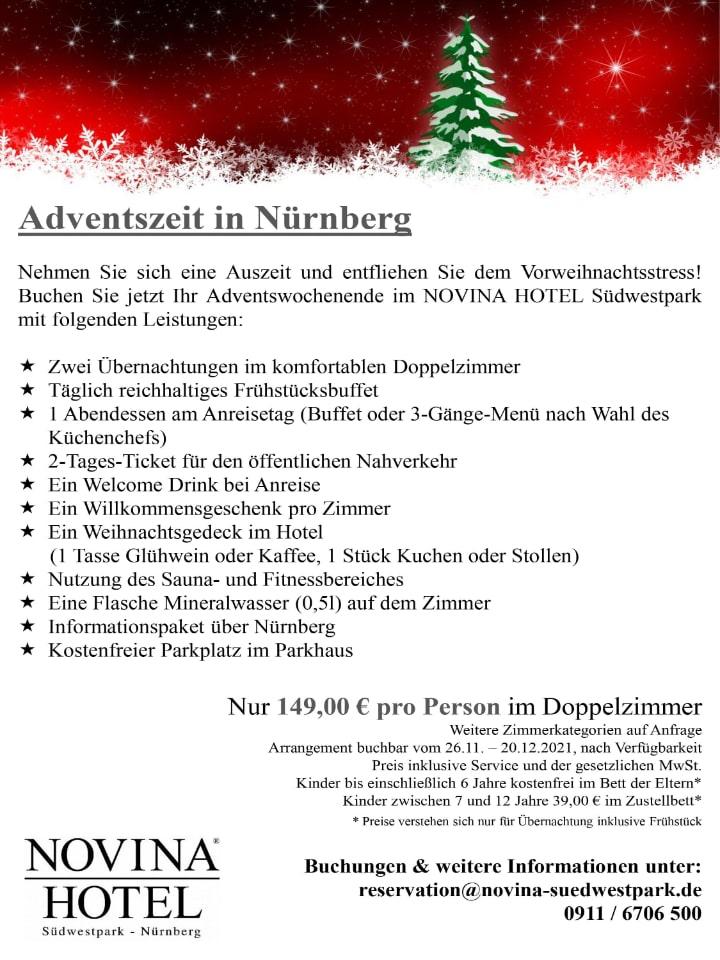 Adventszeit 2021 Suedwestpark